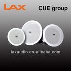 LAX audio loudspeaker ceiling speaker professional speaker CUE25C/26C