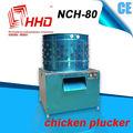 Büyük kapasiteli çok ikinci el tavuk Pluckers satılık ce markalama NCH-80