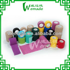 Double Side Fabric Medical/Wound/Sports Applications Cohesive Elastic Cotton Bandage!!!