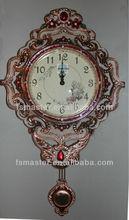 antique wall clock metal quartz wall clock quality wall clocks