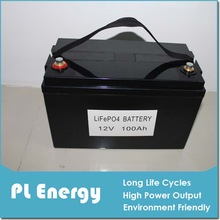12v 100ah lifepo4 battery pack for UPS energy storage system