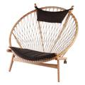 patio en bois chaise hans wegner pp130 le cercle de luxe chaise de loisirs chaise en bois