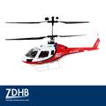 Esky co- axial rtf rc helicóptero