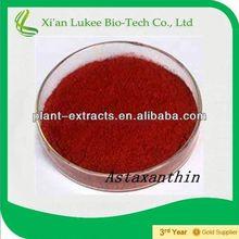 100% Natural astaxanthin softgels