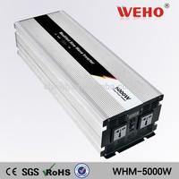 China hot-selling 5000 watt inverter generator solar inverter 12v to 230v 5000w inverter