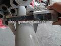 Astm a312 50mm durchmesser edelstahl-rohr