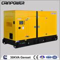 kva 30 baratos pequeño eléctrico silencioso generador diesel