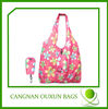 hottest nylon foldable shopping bag,folding shopping bag,folded nylon bag