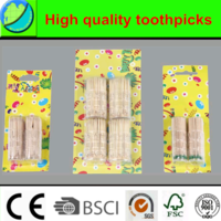 bamboo&wooden toothpicks for sale