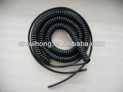 ROHS PUR/PVC/TPE antique telephone accessories