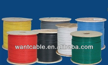 CAT5E 1000Ft UTP Solid Gray Lan Network Ethernet Cable RJ45 Bulk Wire CAT5 lot