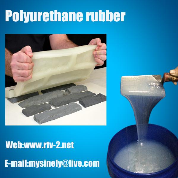 Liquid Rubber Mold Liquid Polyurethane Rubber For