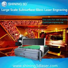 3d laser inside glass engraving machine China/FDA/CE certificate