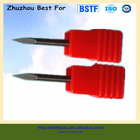Tungsten Carbide Engraving Cutter Bit For Plastic/End Milling Tools For Wood