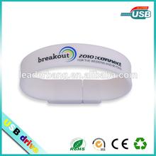New design bracelet bulk 1gb usb flash drives