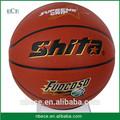 Basquete traning, couro do plutônio/pvc bola de basquete