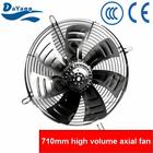710mm Series High Volume ventilation axial fan fresh air