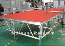 light weight aluminum square truss aluminum concert stage roof truss aluminium event truss