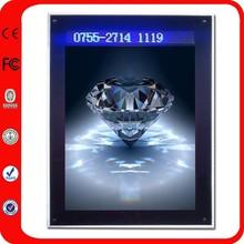 Custom Made China Digital Crystal Acrylic Round Souvenir Photo Frame