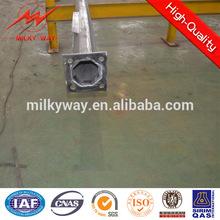 galvanization lamp post exporter