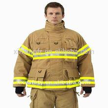 NFPA2112 & ASTM D6413 COPY INDURA 100&cotton flame retardant uniform