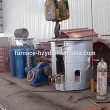 New 200kg induction furnace coreless induction furnace