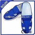blu scuro di tela esd scarpe farfalla