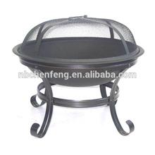 light duty outdoor BBQ fire pit