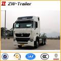 howo a7 utilizado de remolque del tractor de camiones para la venta en estado unidos