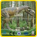 parque de diversões alta simulação artificial 3d mecânica dinossauro