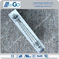 2-18L variable area Panel water Flow meter VAF-1005M-V