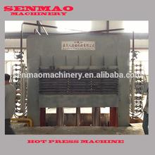 Sale 500T Hydraulic plywood Hot press machine/ plywood machine /woodworking machine