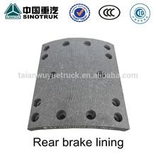 SINOTRUK Original HOWO Brake lining (Feilong Qinyan brand)