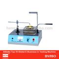 Productos derivados del petróleo/aceite lubricante de punto de inflamación probador
