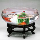 Glass fish bowl/acrylic fish tank/ acrylic aquarium