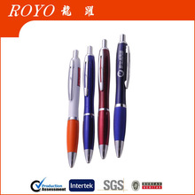 2014 High quality black colored metal ball pen for promotion product