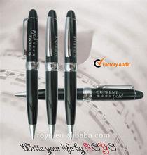 High quality elegant design promotion pen factory