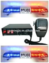 12V/24V High brightness LED strobe warning light / ambulance lights and siren (TBD-6000H)