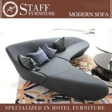 2014 novo design de alta qualidade em forma de l sofá sala de estar