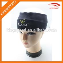 2015 Lycra cheap custom spa yoga headband