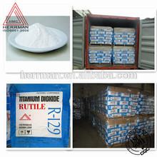 Industry grade rutile titanium dioxide for paint