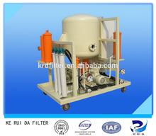 ZATA Vacuum Transformer Oil Purifier Machine/ Oil Distillation Machine