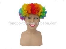 Carnival Wig Human hair wig party wig