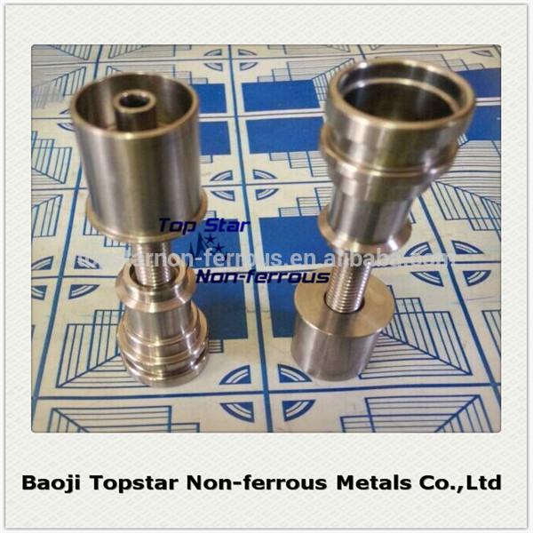 3 piece enail titanium nail coil