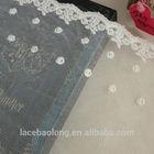 2014 french lace wedding dress fabric