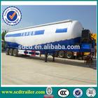 Hot ! 80t Bulk Cement Transporter Tank Truck Trailer