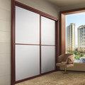 2014 nuevo diseño moderno dormitorio correderas armario de madera ( YG11431 )