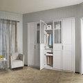 2014 novo design laminado de madeira sólida quarto guarda-roupa projetos( yg61442)