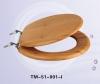 TM51-001 veneer toilet seat accessaries
