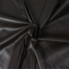 Black Sheepskin Leather for Garment